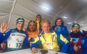 Паралімпіада 2018: Україна увійшла в трійку лідерів