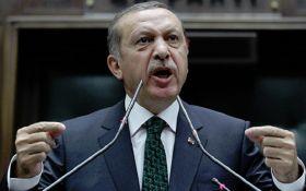 """""""Що це таке?"""": Ердоган накинувся на Трампа з гучними звинуваченнями"""