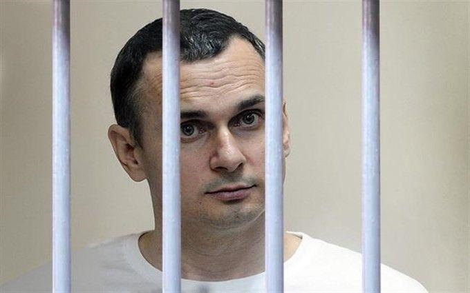 Политзаключенный Олег Сенцов объявил голодовку в российской колонии