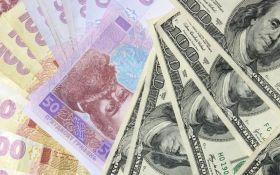 Курсы валют в Украине на понедельник, 5 декабря