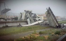 В Італії обвалився автомобільний міст, десятки загиблих: опубліковані моторошні фото і відео
