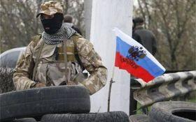 Плохая примета - топтать флаг Украины: на Донбассе ликвидировали командира боевиков