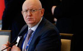 Путин назначил нового постпреда РФ в ООН