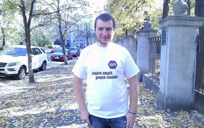 Бойовики ДНР винесли рішення щодо полоненого українського активіста
