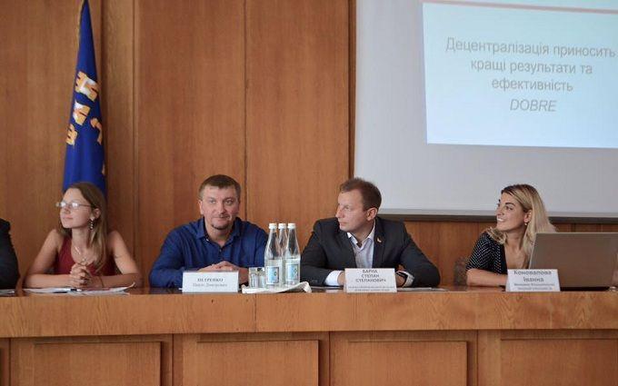 Нові бюро і гроші на розвиток: в Мін'юсті розповіли про візит на Тернопільщину
