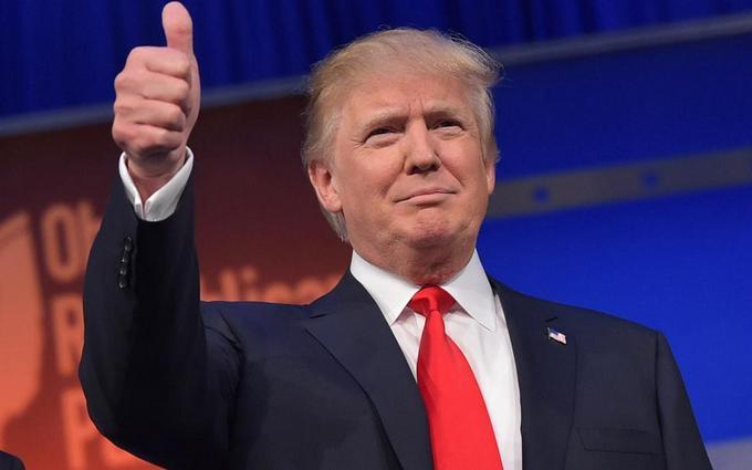 Президентская гонка в США: Буш выбыл, Трамп одержал победу