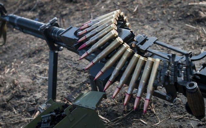 Завчерашний день трое украинских воинов получили ранения взоне АТО,— штаб