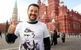Нехай особисто подивиться на пекло, влаштоване Путіним: Порошенко запросив Сальвіні на Донбас