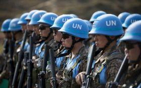 В МИД Украины рассказали о ближайших планах относительно миротворцев на Донбассе