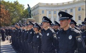 Одеська поліція запроваджує огляд особистих речей та авто