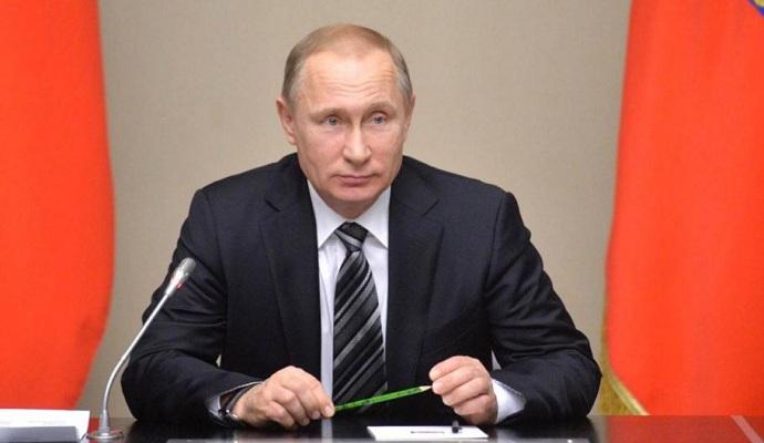 Путін скликав оперативну нараду Ради безпеки