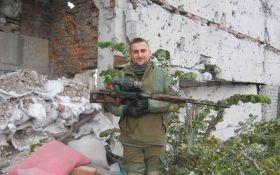 Снайпер АТО: Я не вбив, напевно, жодного простого солдата - це завжди були офіцери