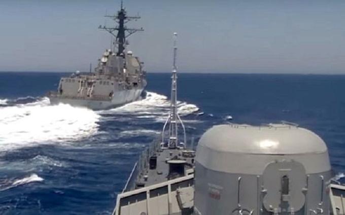 Ми не розуміємо їх: США спантеличили дії Росії в Середземному морі