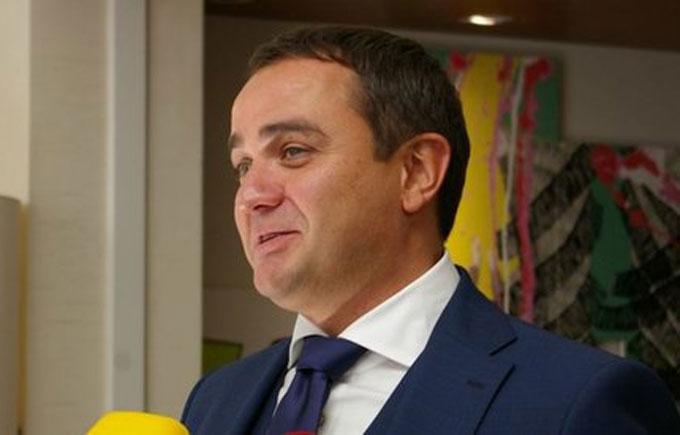 Президент ФФУ назвав завдання збірної України на Євро-2016