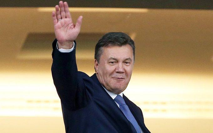 Янукович поскаржився на Луценка людям Деканоїдзе