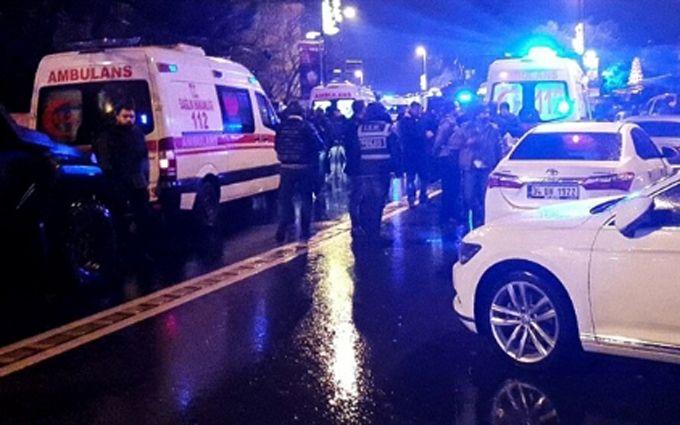 Теракт вСтамбуле: закончилась идентификация жертв