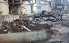 У розвалі Запорізького алюмінієвого комбінату є російський слід - СБУ