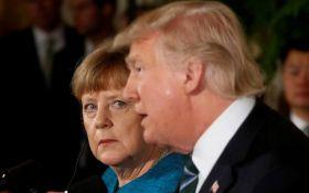 Не будем защищать - Трамп раскрыл все карты мести Меркель из-за России