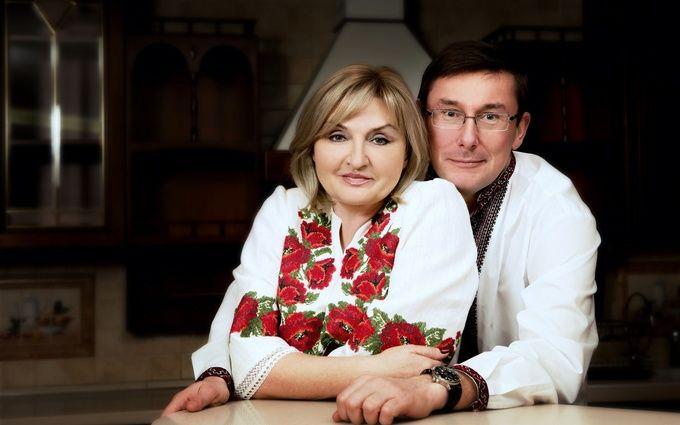 Сын Луценко сделал родителям подарок начетверть млн гривень
