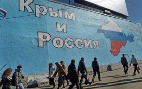 Вокруг оккупированного Крыма разгорается новый скандал