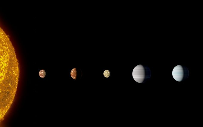 """NASA знайшла """"близнюка"""" Сонячної системи в сузір'ї Дракона: з'явилося відео"""