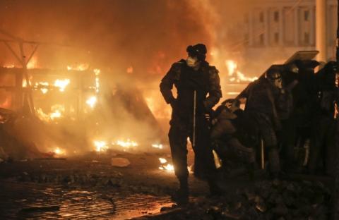 Штурм Майдану. Проміжні результати розслідування Генпрокуратури (1)