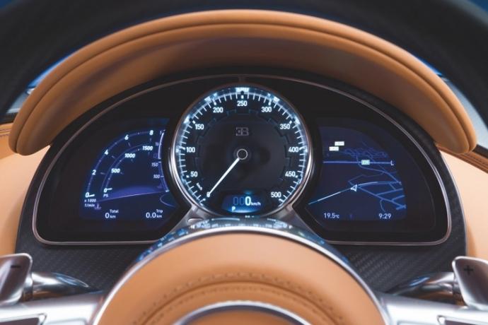 Представлена замена Bugatti Veyron (4)