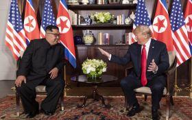 Белый дом раскрыл детали письма Ким Чен Ына Трампу