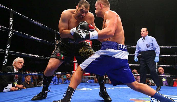 Український боксер програв титул чемпіона світу