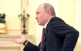 У Росії стрімко падає підтримка зовнішньої політики Путіна