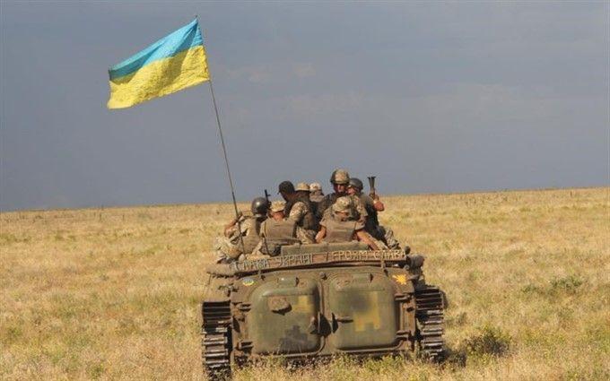Украинские военные на Донбассе захватили оружие боевиков: опубликованы фото