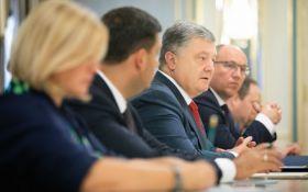 Порошенко анонсував важливі зміни в Конституцію України по Криму