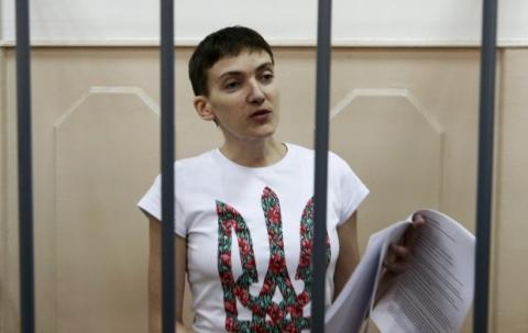 Захист Савченко відреагувала на заяву Мін'юсту РФ про її можливу екстрадицію