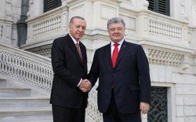 Миротворці на Донбас та звільнення політв'язнів: головні підсумки переговорів Порошенко і Ердогана