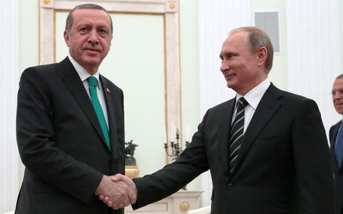 Після примирення з Путіним: в Туреччині відверто розповіли про погляд на Крим