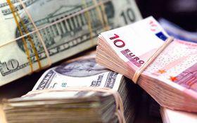 Курсы валют в Украине на вторник, 9 января