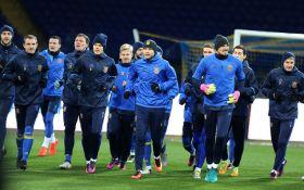 Сборная Украины проведет заграничный сбор перед важнейшим матчем отбора на ЧМ-2018