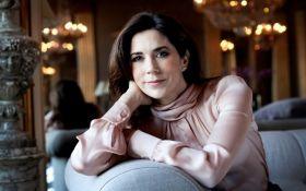 Принцесса Дании надела дорогую украинскую вышиванку