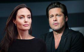 Джолі висунула нову умову Пітту: актор відмовився