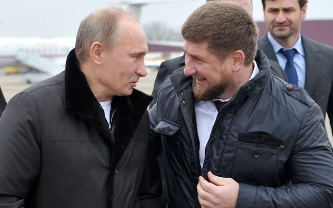 Кадыров сказал осоздании легкого вездехода для военных