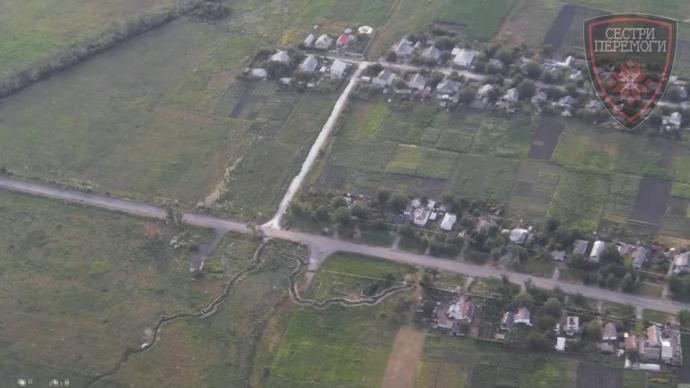 У мережі показали місця масового перебування бойовиків на Донбасі: опубліковані фото (1)