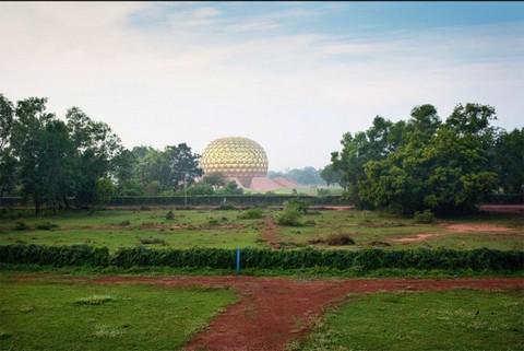 Ауровиль - единственный город без религии и национальности (2)