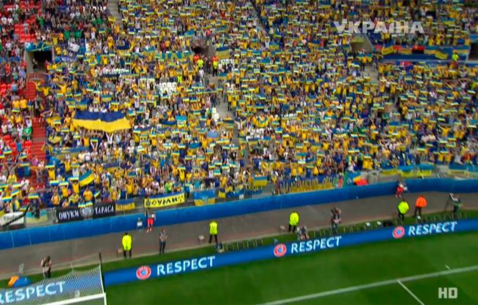 Украина - Северная Ирландия - 0-2: хронология матча Евро-2016 (5)