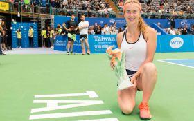Украинская теннисистка Свитолина выиграла престижный турнир: опубликованы фото и видео