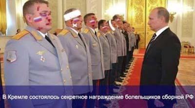 Французька поліція жорстко взялася за росіян на Євро-2016: соцмережі веселяться (3)