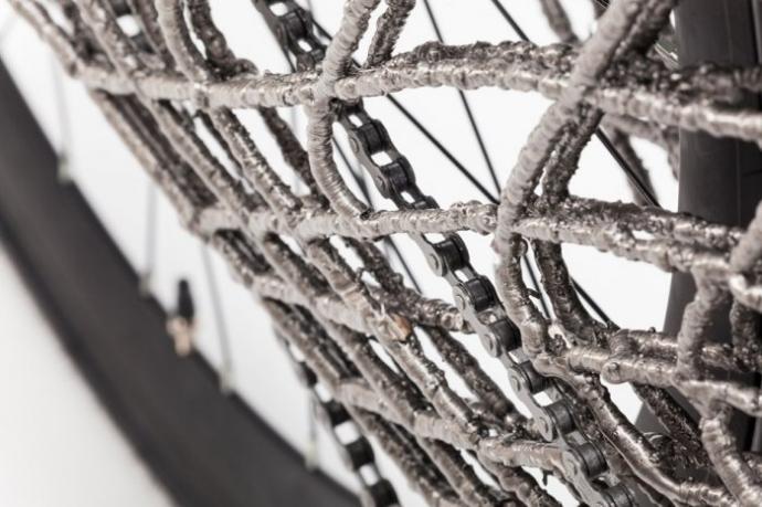 Студенты из Нидерландов создали велосипед с помощью 3D-печати (фото) (8)