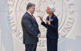 Транш для Украины в условиях военного положения: Порошенко анонсировал срочные переговоры с главой МВФ