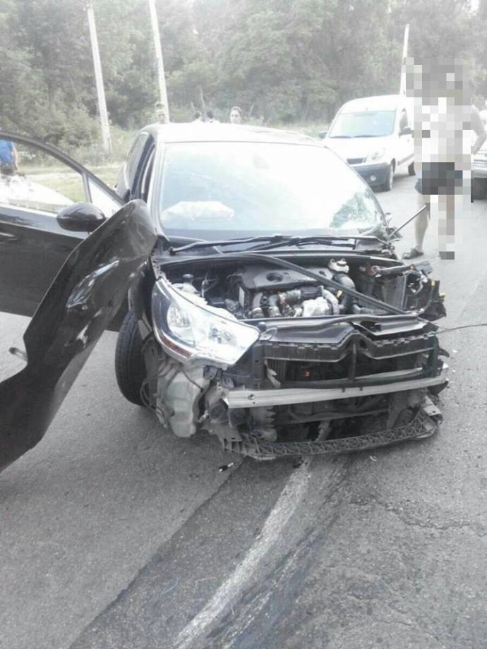 Масштабна ДТП з п'яним водієм відбулося в Кіровограді: з'явилися фото (1)