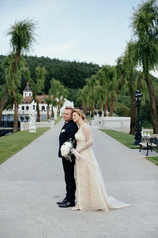 З'явилися фото з весілля відомої української телеведучої (1)