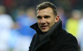 Шевченко розповів, хто зіграє за Україну в матчі з Сербією